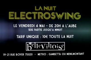 LA NUIT ELECTROSWING & GRAND BAL SWING