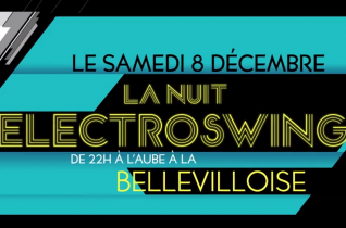 La Nuit Electroswing – Alice Francis & Typoboy + Guests