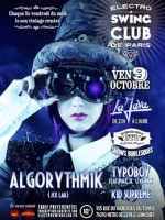 Electro Swing Club de Paris – Algorythmik