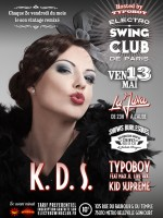 ELECTRO SWING CLUB – TYPOBOY – KDS – KID SUPREME