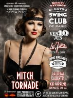 ELECTRO SWING CLUB – KID SUPREME – MITCH TORNADE – GALLETAS CALIENTES